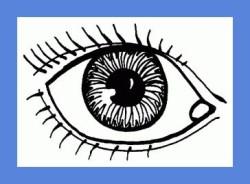 визуал, глаз