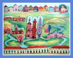 Мозартика, подмосковный городок