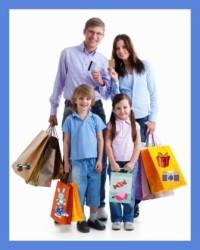 дети потребители